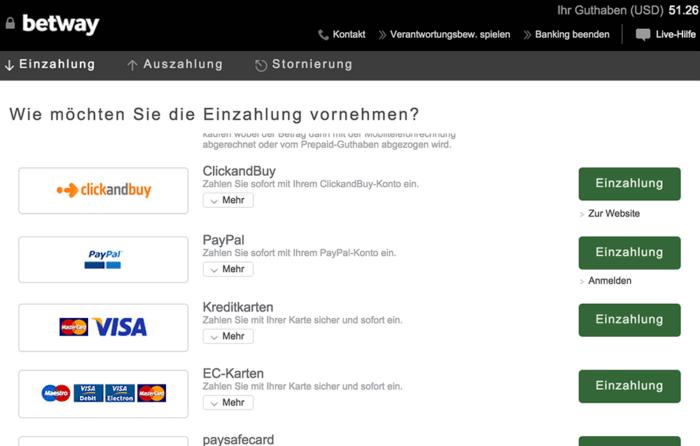 betway_zahlungen