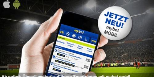 Mybet Sportwetten App