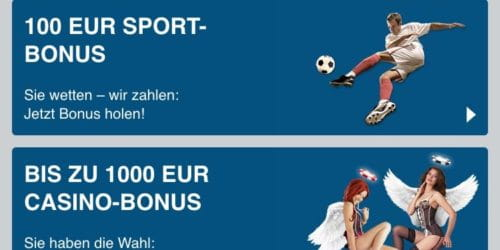 Bet at Home Sportwetten App