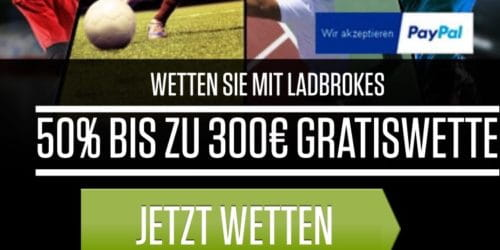 Ladbrokes Sportwetten App