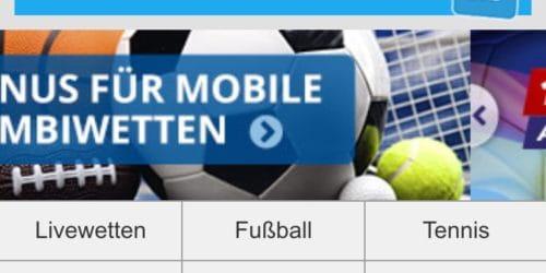 Sportingbet Sportwetten App