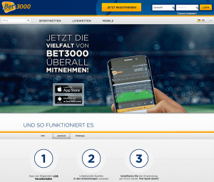 bet3000 mobile