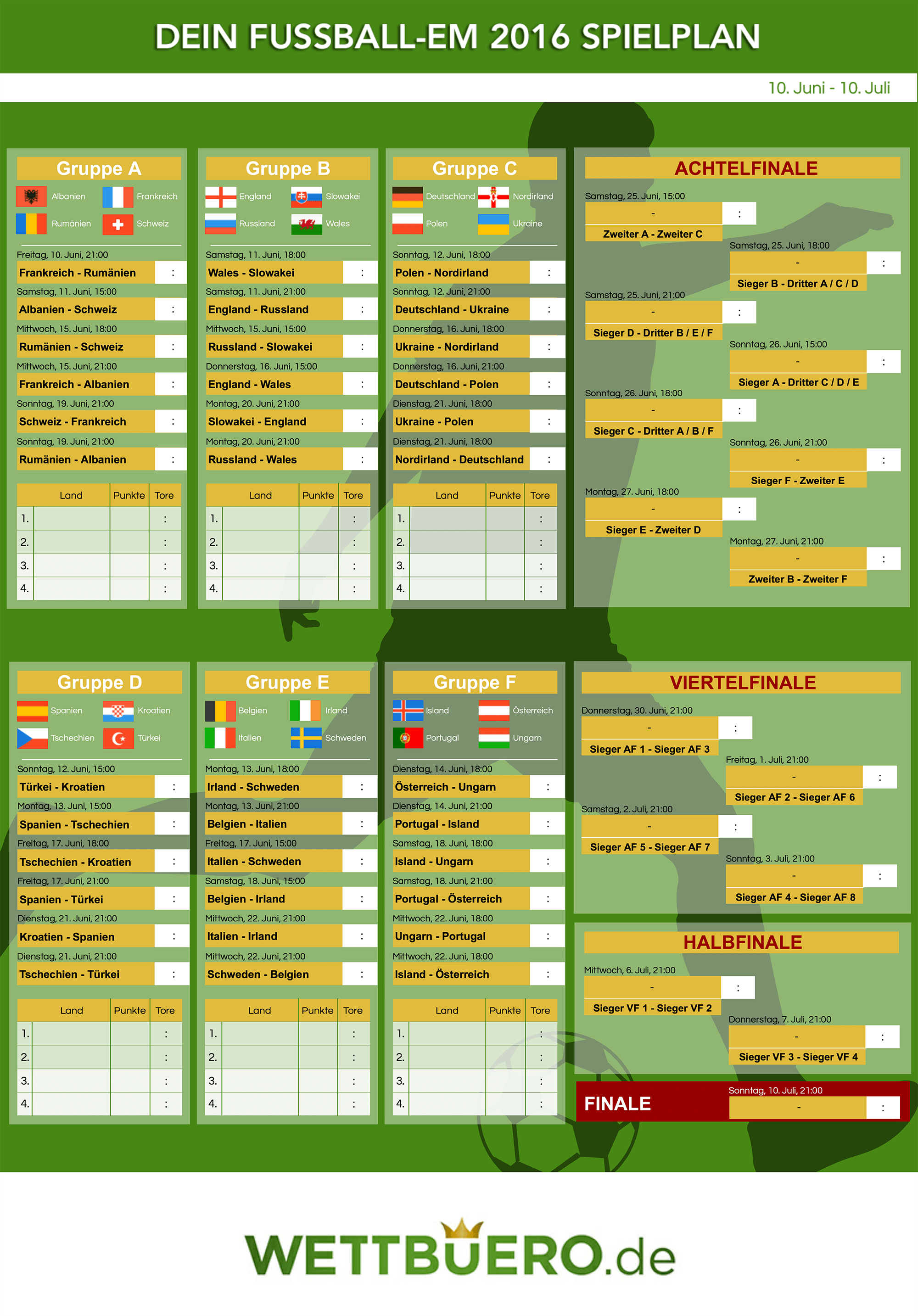 Em Spielplan Download
