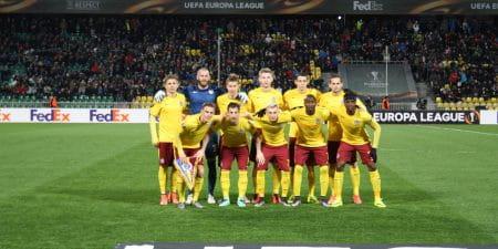 Wett Tipp Roter Stern Belgrad – Sparta Prag 27.07.2017