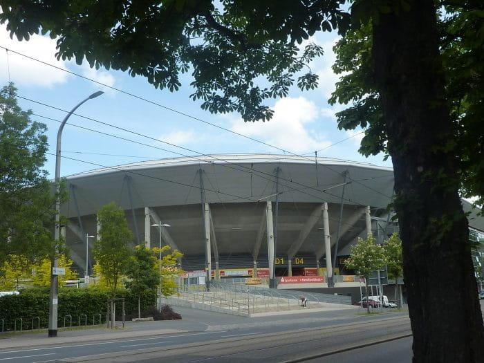 Stadion Dynamo Dresden