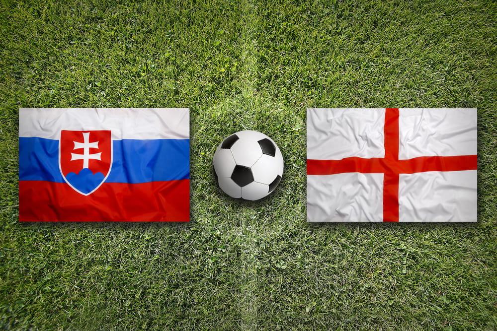 Tipp Slowakei England