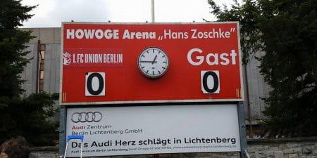 Wett Tipp Union Berlin – FC St. Pauli 26.09.2016