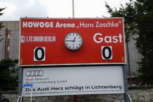 Wett Tipp Union Berlin – Eintracht Braunschweig 05.12.2016