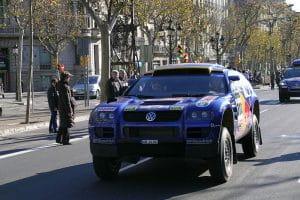 Das ist die Rallye Dakar 2017