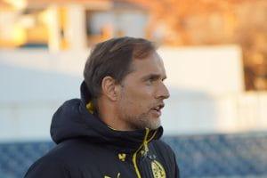 Schwere Zeiten für Thomas Tuchel bei Borussia Dortmund?
