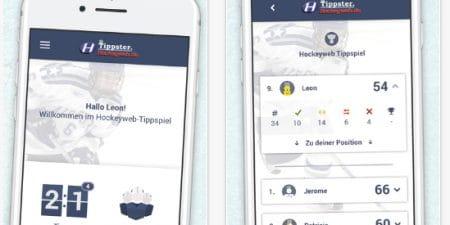 Eishockey WM 2017: Interessante Tippspiel App