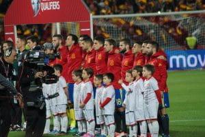 Wett Tipp Mazedonien – Spanien 11.06.2017