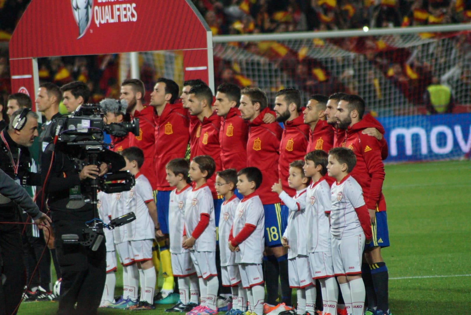mazedonien spanien