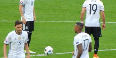 Der Klassiker ist zurück: England vs. Deutschland