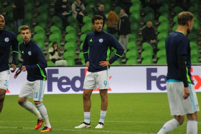 Foto: Di Santo-Schalke