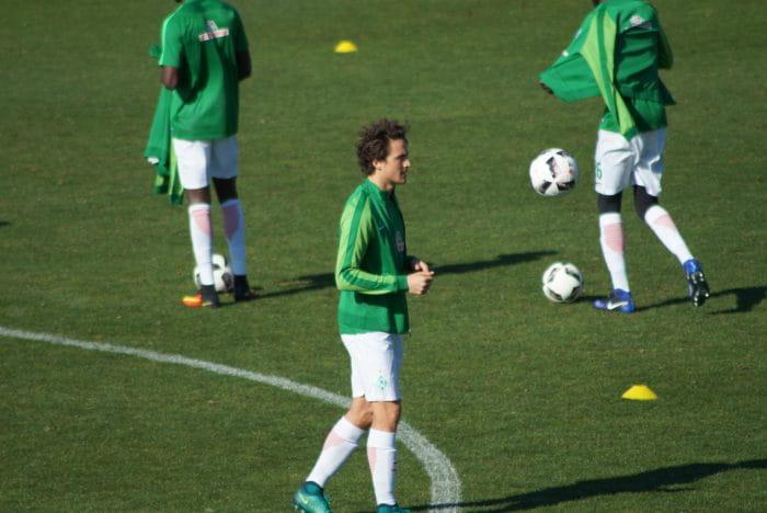 Foto: Delaney-SV Werder Bremen