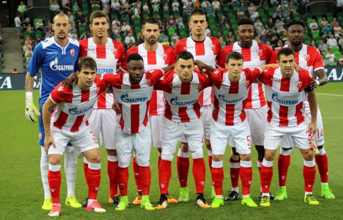 Belgrad Roter Stern